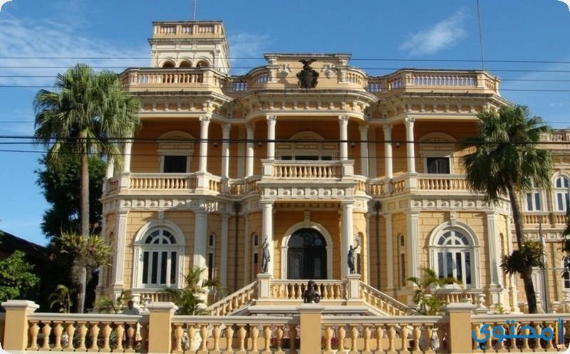 قصر ريو نيغرو في ماناوس