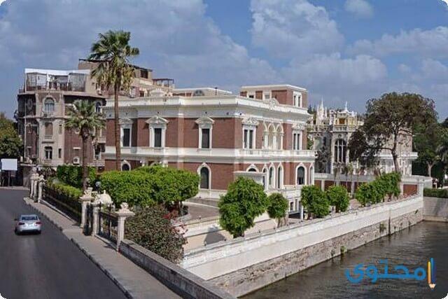 قصر عائشة فهمي منبرا لبث الثقافة العربية للمجتمع