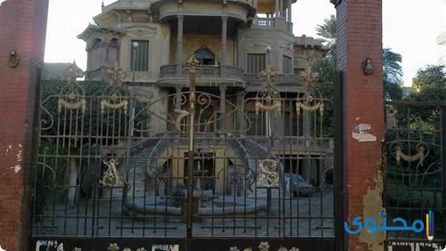 قصر عبد المجيد باشا