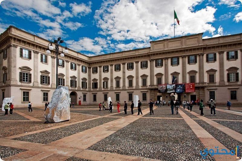 قصر ميلانو الملكي