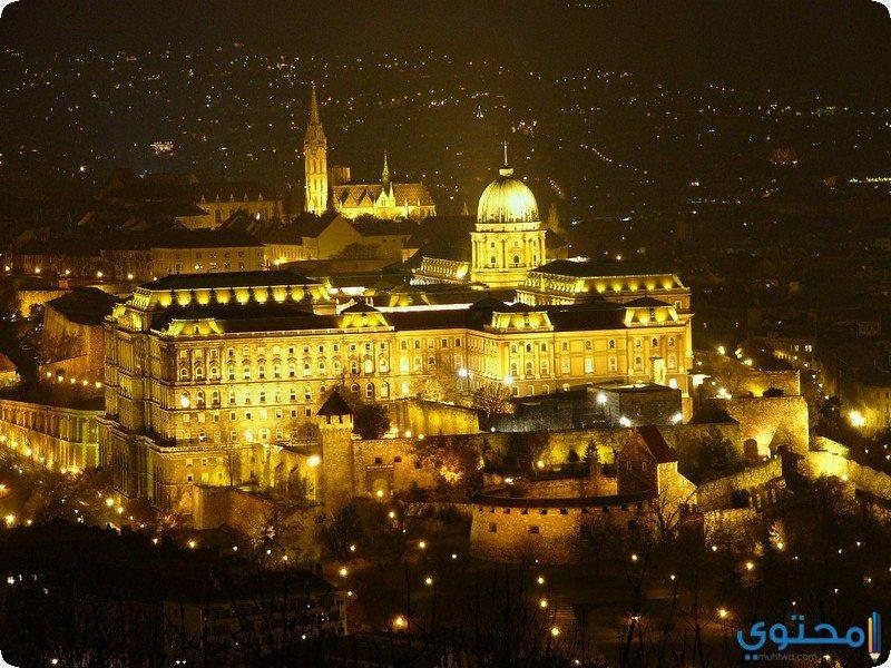 قصر بودابست الملكي