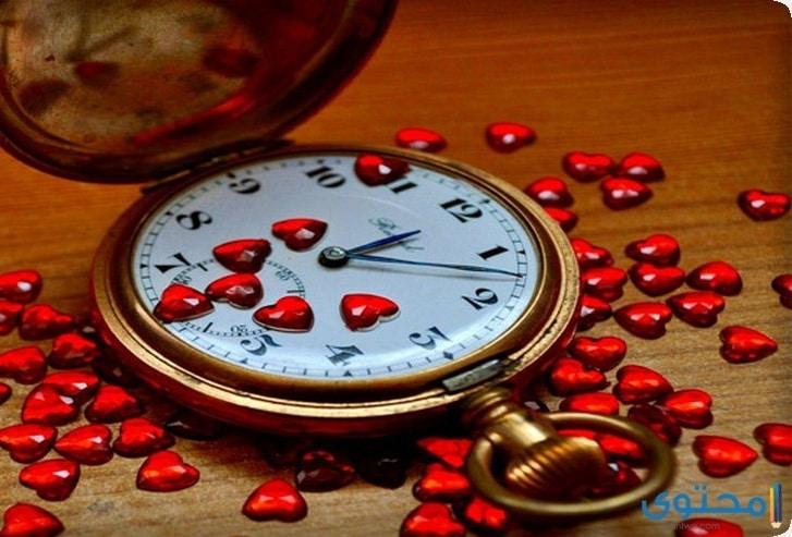 قصة الحب والوقت