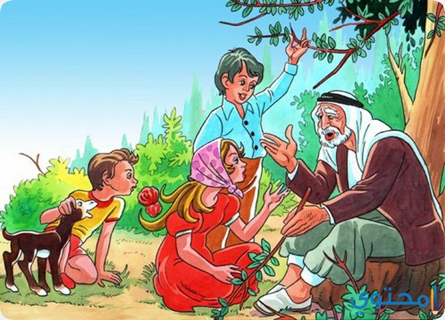 قصص مصورة للاطفال قصص خيالية