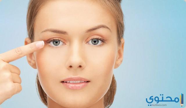 الآثار الجانبية لقطرة عين بلجيكا