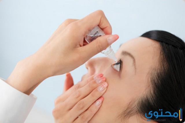 دواعي استخدام قطرة عين بينوكسينات