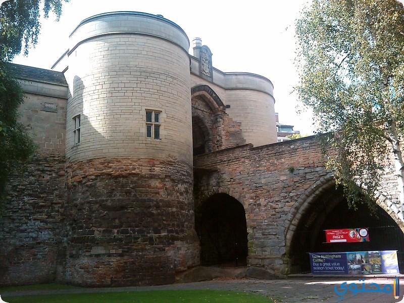 قلعة نوتنغهام