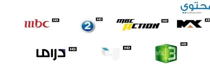 تردد قنوات أم بي سي MBC 2018