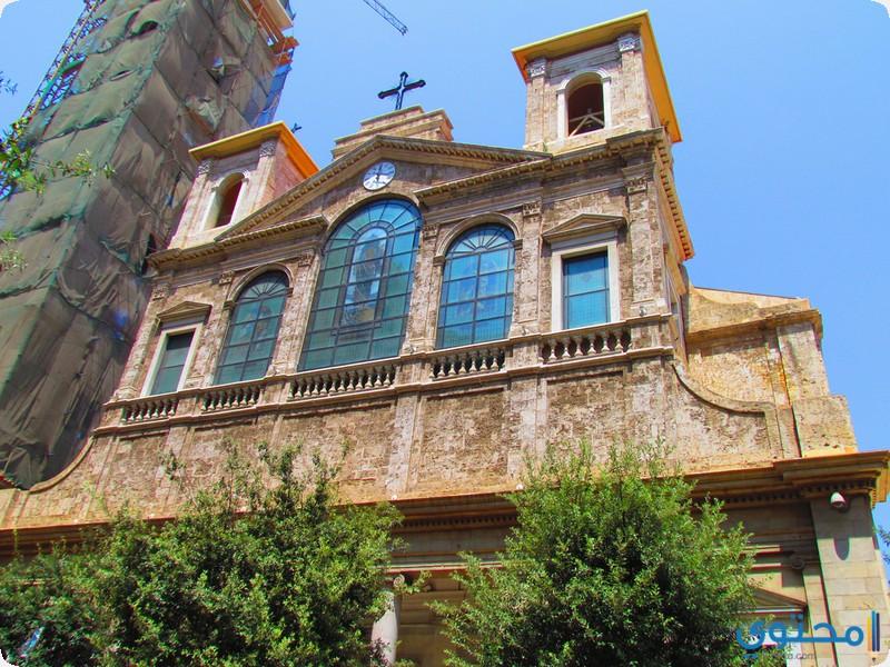 كاتدرائية مار جرجس المارونية