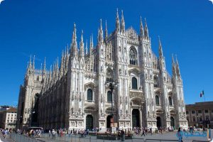 صور ومعالم السياحة في ميلانو