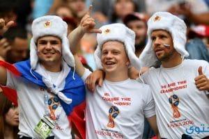 تأشيرة روسيا لكأس العالم 2018