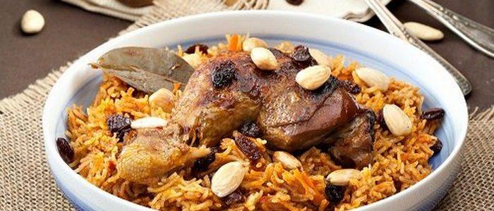 طريقة عمل كبسة اللحم في عيد الأضحي