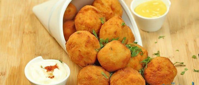 طريقة عمل كروكيت البطاطس باللحمة المفرومة