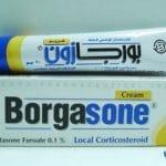 بورجازون Borgasone كريم لعلاج الحكة الجلدية
