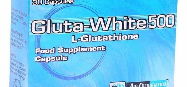جلوتا وايت Gluta White لتفتيح البشرة