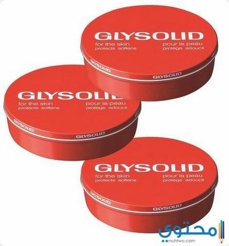 احتياطات عند استخدام كريم جليسوليد