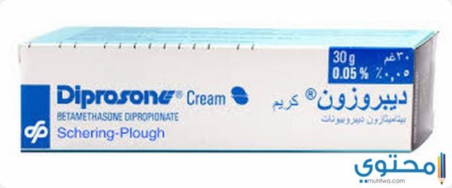 احتياطات استخدام ديبروسون كريم