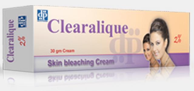 كريم كليراليك Clearaliqe لتفتيح لون البشرة