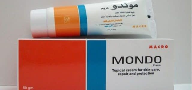 موندو كريم Mondo Cream لعلاج جفاف البشرة موقع محتوى