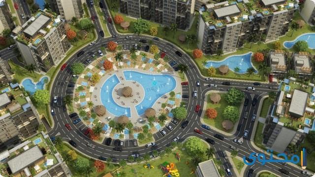 كمبوند ذا سيتي العاصمة الإدارية 2021 The City - موقع محتوى