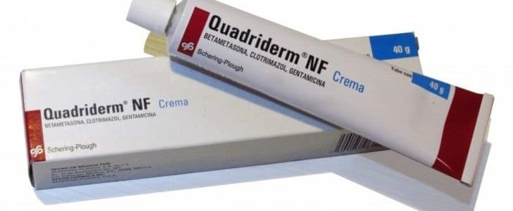 كوادريدرم Quadriderm كريم للجلد