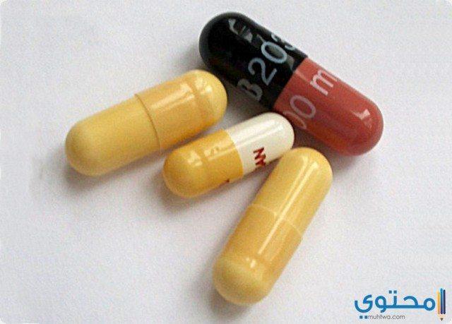 التركيب الدوائي لدواء كويتا