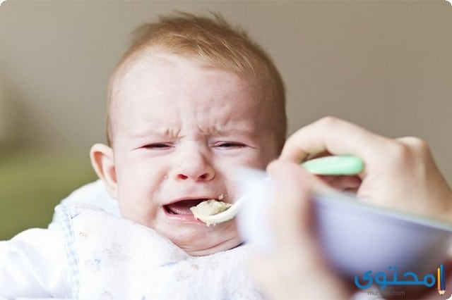 فتح شهية الطفل وزيادة وزنه