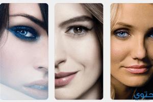 طريقة تحديد لون البشره ولون الشعر