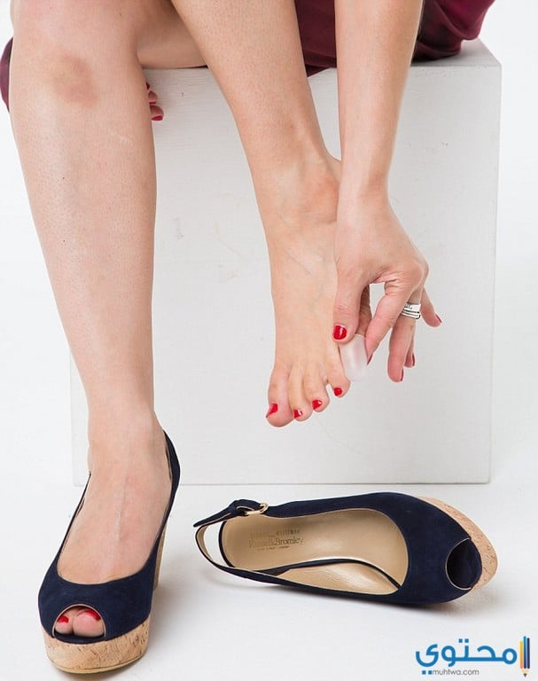 أهم النصائح عند ارتداء الأحذية