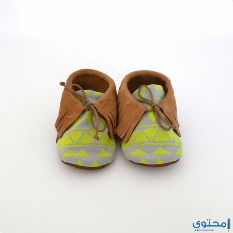 أحذية خاصة بالأطفال لفصل الشتاء