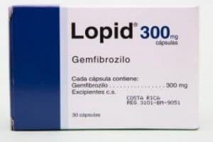 لوبيد Lopid أقراص لخفض مستوى الكولسترول