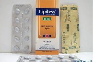 ليبيليس Lipiless أقراص لخفض نسبة الكولسترول في الدم
