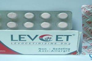 ليفسيت Levcet Tablets شراب مضاد للحساسية والالتهابات