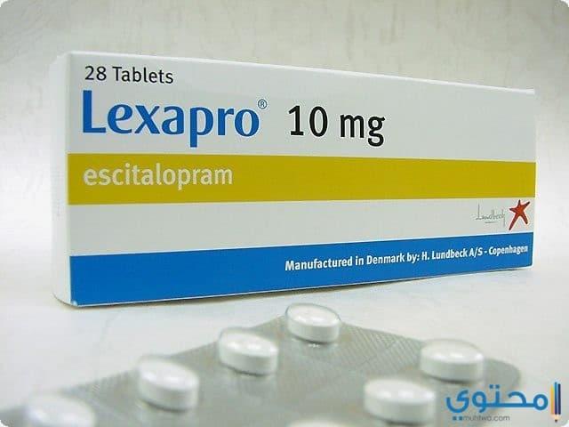 تداخل ليكسابرو مع الأدوية الأخرى