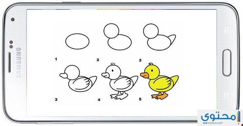 تعليم الطفل الرسم