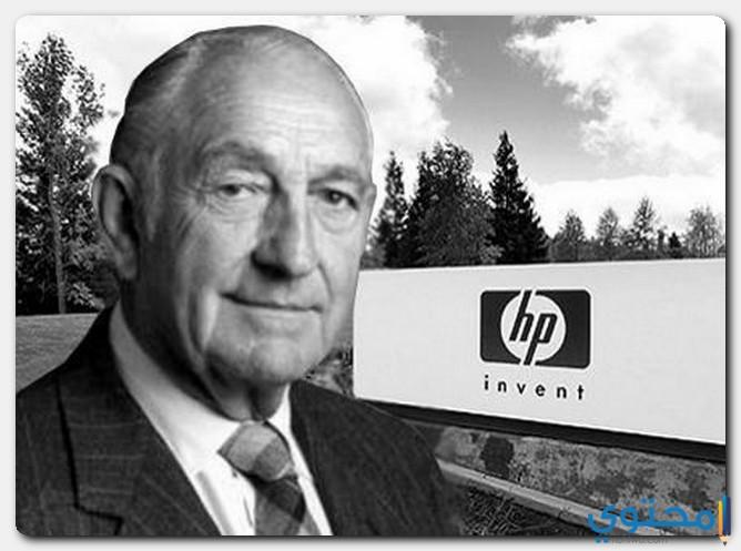 مؤسس شركة إتش بي