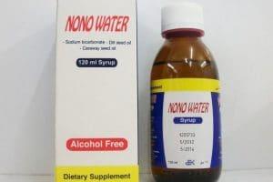 ماء نونو Nono Water مكمل لعلاج المغص
