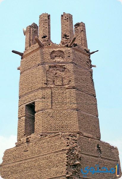 مئذنة المسجد الكبير