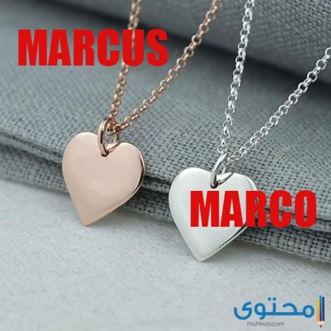 معنى اسم ماركو