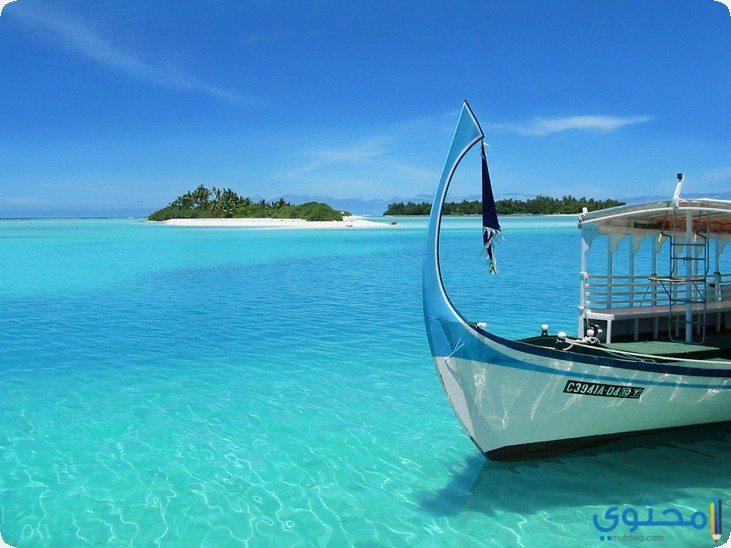 صور جزر المالديف السياحية 2019