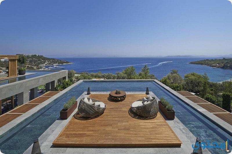 فندق ماندارين أورينتال في تركيا