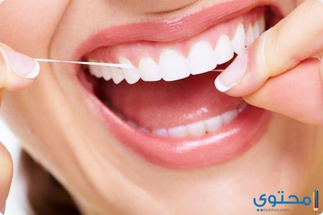 علامات تسوس الأسنان