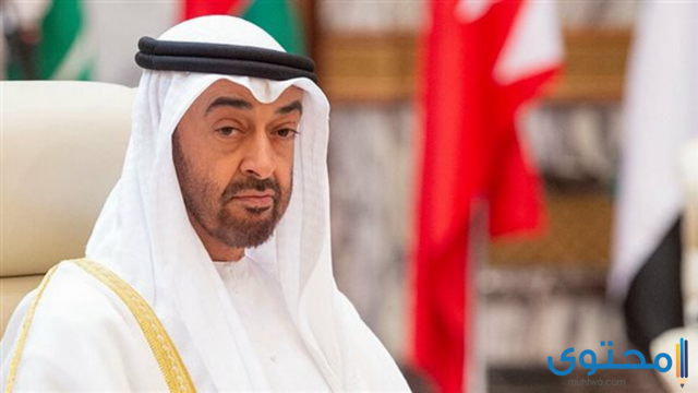 حفل زفاف نجل ولي عهد أبو ظبي