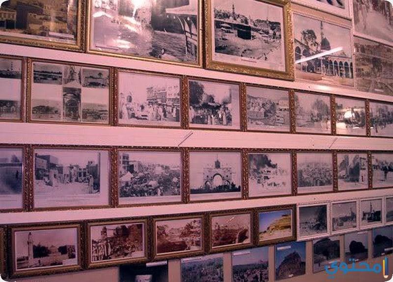 من داخل متحف الشيخ سلامة