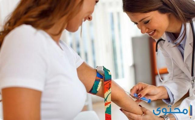 متى يظهر الحمل في تحليل الدم العادي