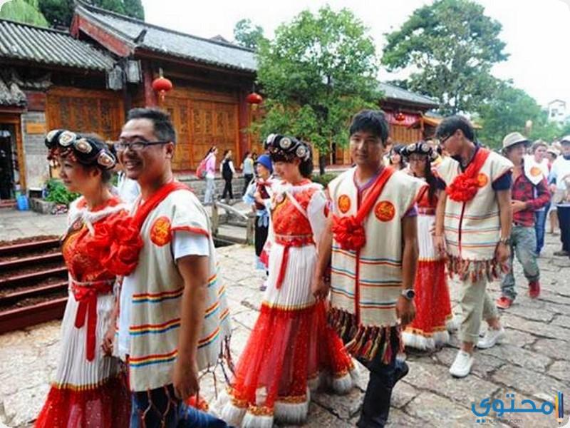 عيد مجابي في الصين