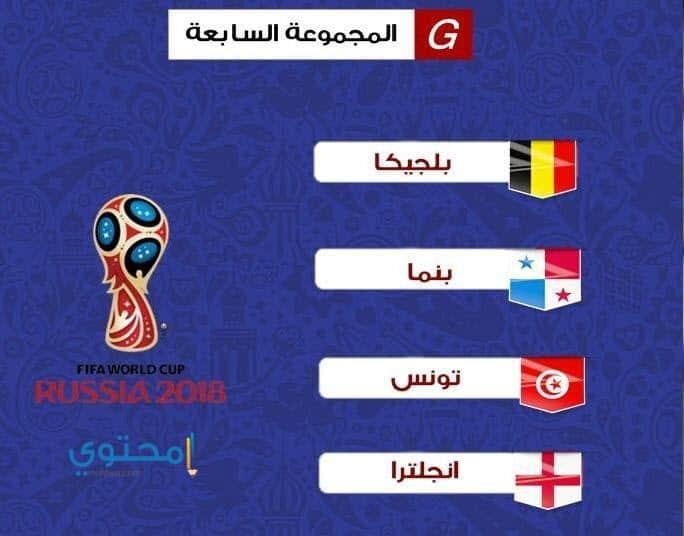 مجموعة تونس كأس العالم