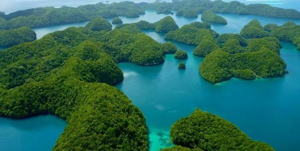 مجموعة من الجزر المتقاربة
