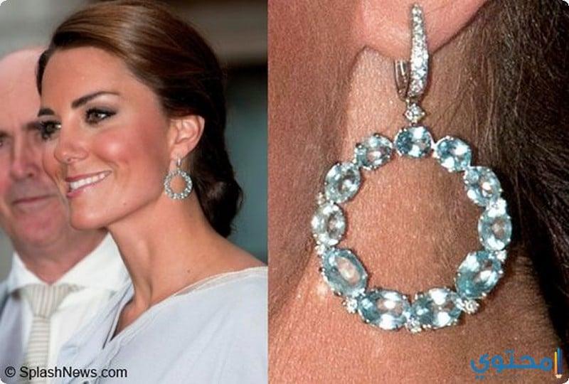 مجوهرات الأميرة كيت
