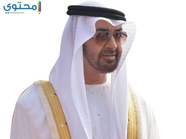 الصور الشيخ محمد بن زايد