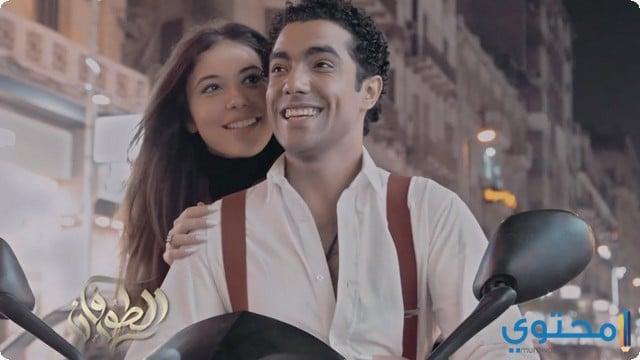كلمات اغنية انتي حلم محمد عادل 2018